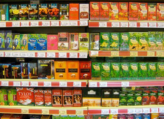 Opis producentów herbat