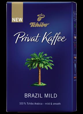 Kawa Tchibo Brazil Mild